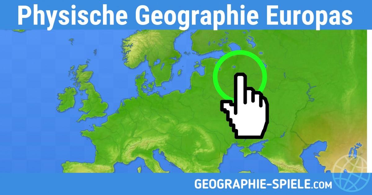 Geographie Spiele Online