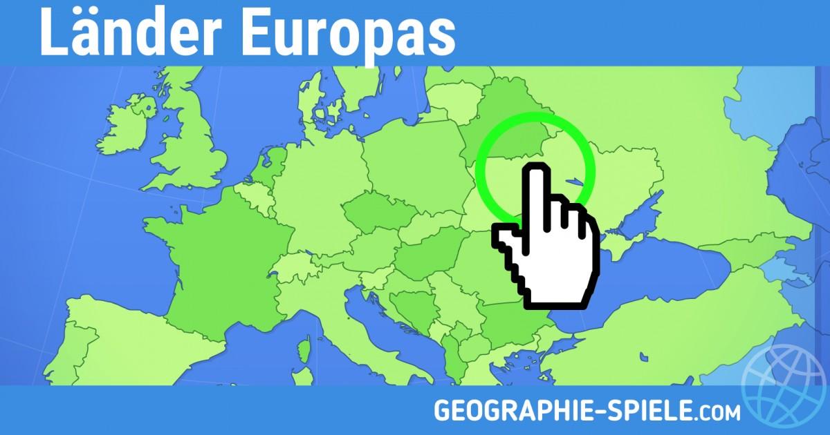 geographie-spiele.com geographie spiele Geo Quizz Europa