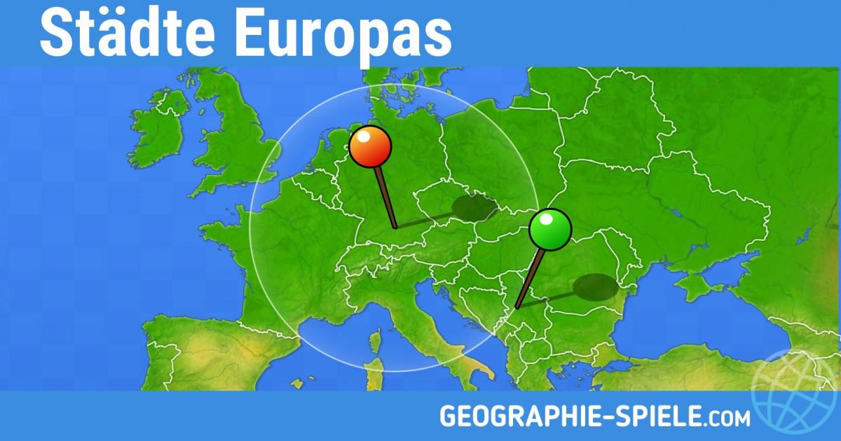 Geographie Spiele