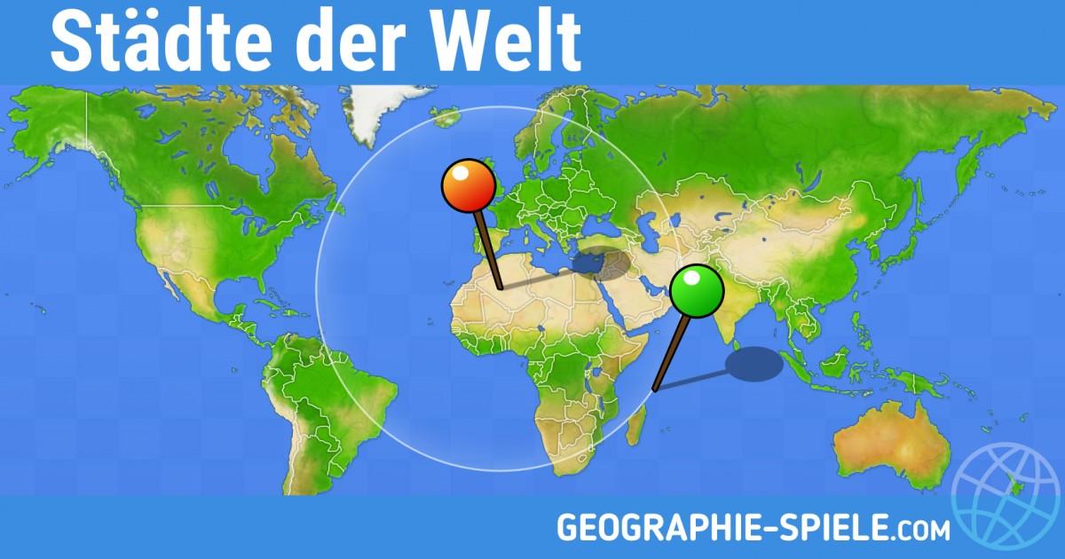 Spiele Kostenlos Geographie